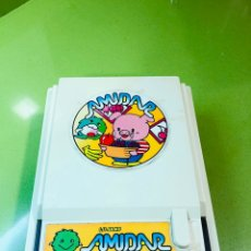 Videojuegos y Consolas: GAME WATCH COMECOCOS TABLETOP LSI GAME AMIDAR GAKKEN, PACMAN. Lote 142109182