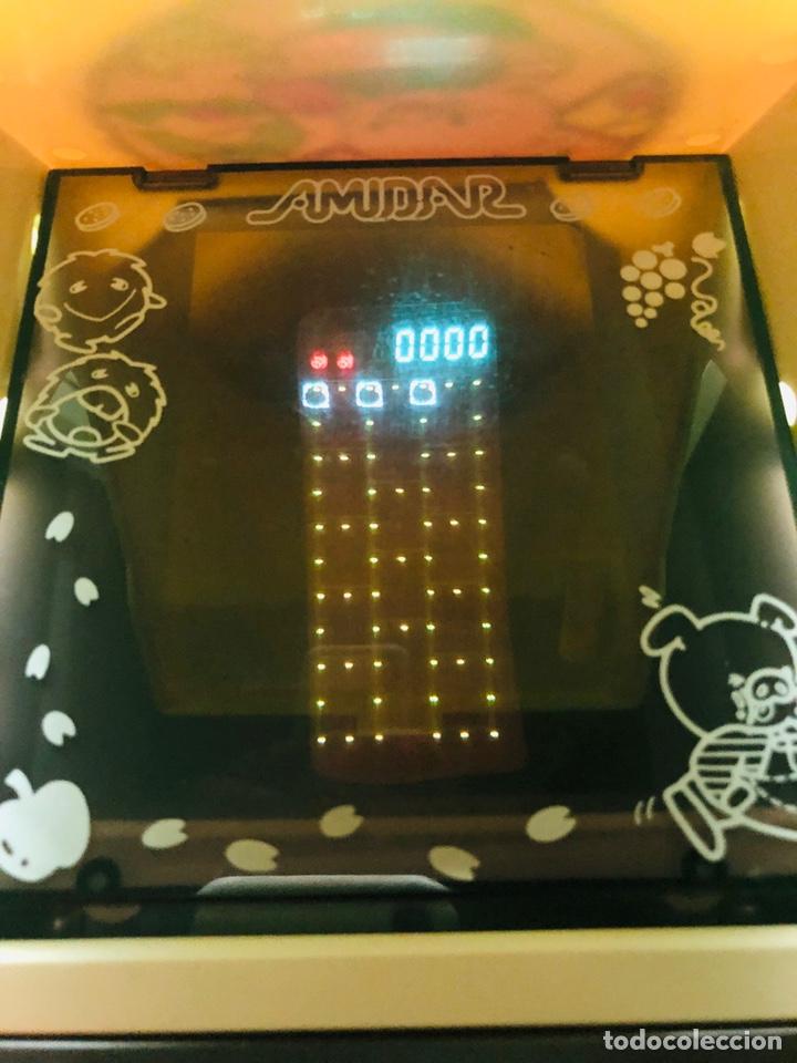 Videojuegos y Consolas: Game watch comecocos tabletop LSI game Amidar gakken, pacman - Foto 2 - 142109182