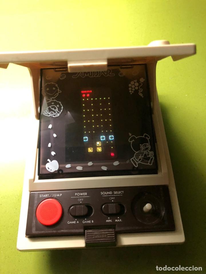 Videojuegos y Consolas: Game watch comecocos tabletop LSI game Amidar gakken, pacman - Foto 6 - 142109182