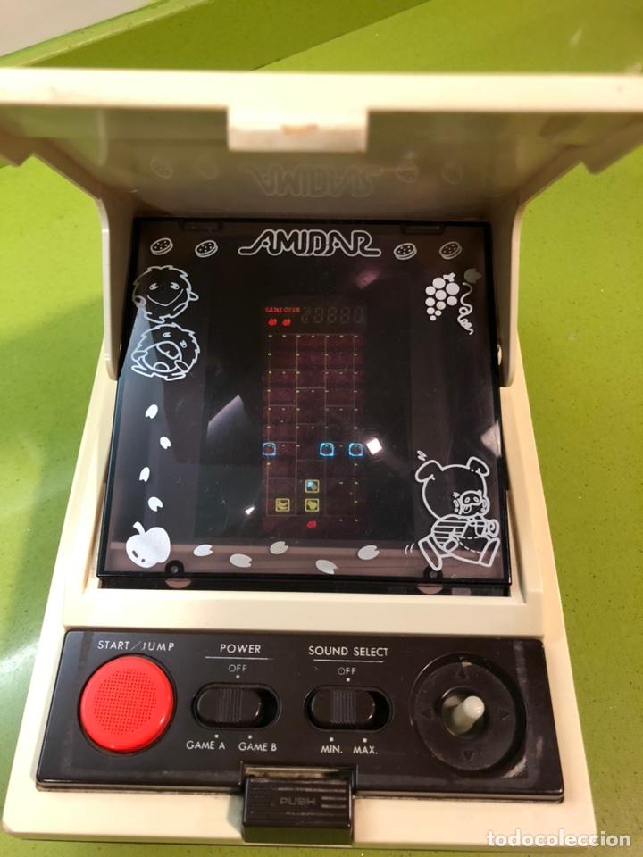 Videojuegos y Consolas: Game watch comecocos tabletop LSI game Amidar gakken, pacman - Foto 8 - 142109182