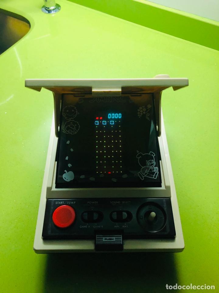 Videojuegos y Consolas: Game watch comecocos tabletop LSI game Amidar gakken, pacman - Foto 14 - 142109182