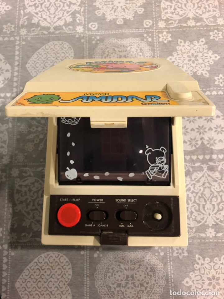 Videojuegos y Consolas: Game watch comecocos tabletop LSI game Amidar gakken, pacman - Foto 19 - 142109182