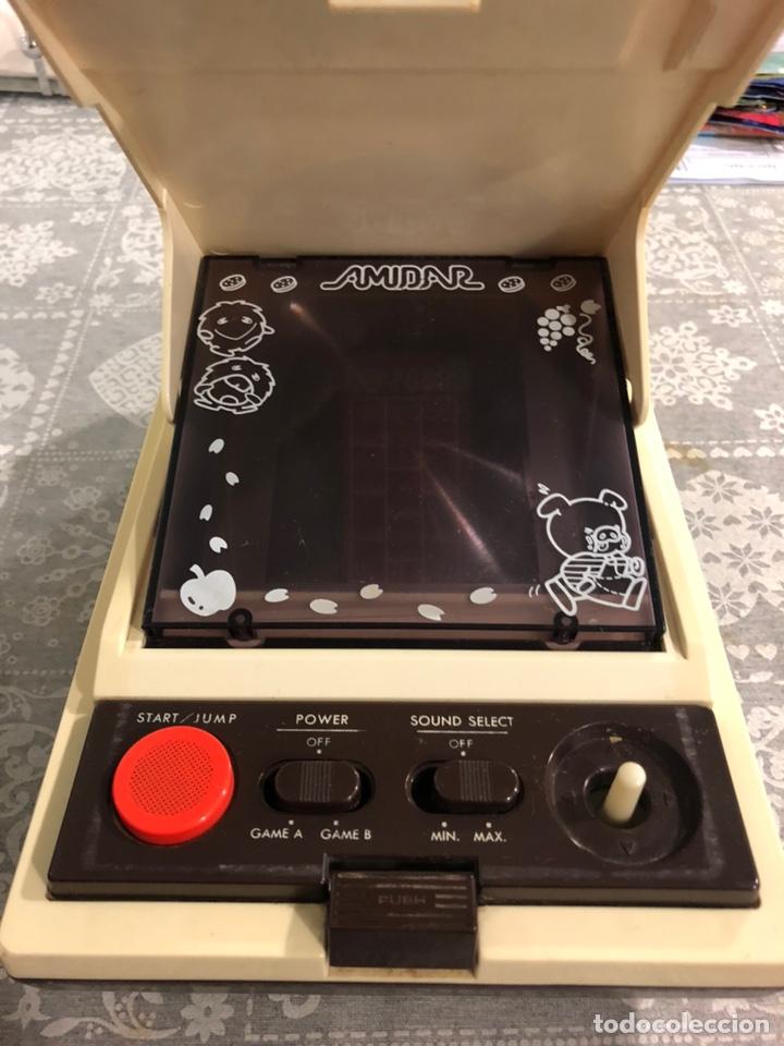 Videojuegos y Consolas: Game watch comecocos tabletop LSI game Amidar gakken, pacman - Foto 20 - 142109182