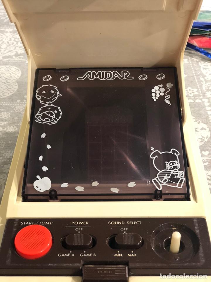 Videojuegos y Consolas: Game watch comecocos tabletop LSI game Amidar gakken, pacman - Foto 22 - 142109182