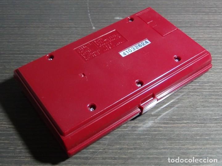 Videojuegos y Consolas: NINTENDO GAME & WATCH MULTISCREEN BLACK JACK BJ-60 - Foto 14 - 142997702