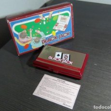 Videojuegos y Consolas: NINTENDO GAME & WATCH MULTISCREEN BLACK JACK BJ-60. Lote 142997702