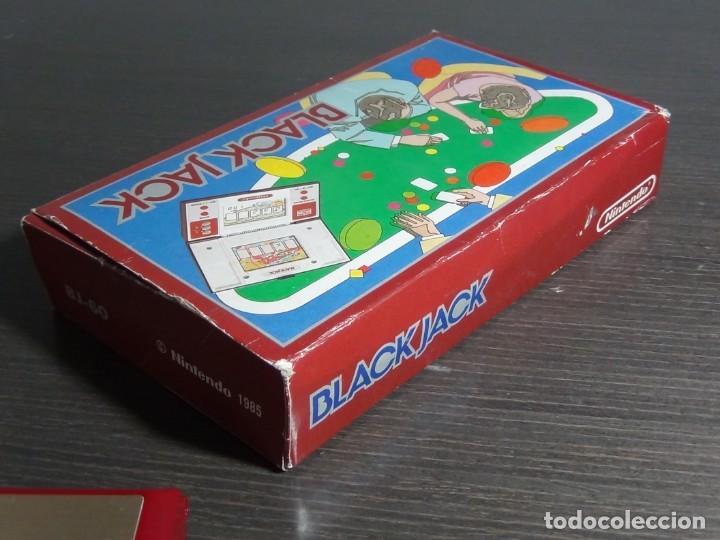 Videojuegos y Consolas: NINTENDO GAME & WATCH MULTISCREEN BLACK JACK BJ-60 - Foto 22 - 142997702