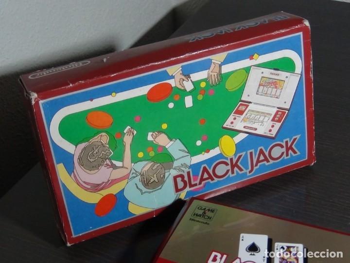Videojuegos y Consolas: NINTENDO GAME & WATCH MULTISCREEN BLACK JACK BJ-60 - Foto 3 - 142997702