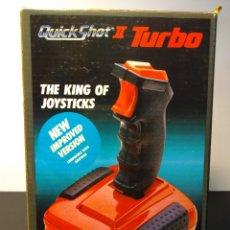 Videojuegos y Consolas: JOYSTICK QUICK SHOT II TURBO. Lote 143002986