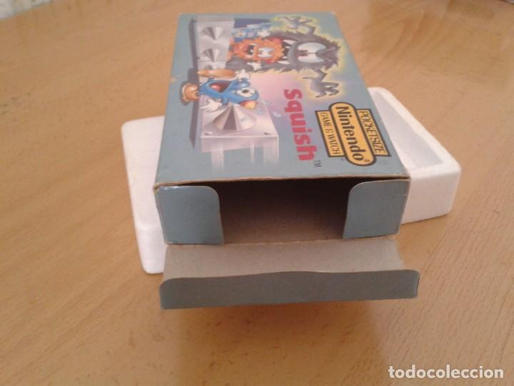 Videojuegos y Consolas: NINTENDO GAME&WATCH MULTISCREEN SQUISH MG-61 CAJA COMPLETA BOX+FOAM VER!! R8253 - Foto 3 - 143380710