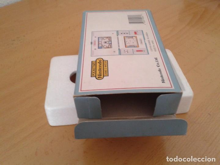 Videojuegos y Consolas: NINTENDO GAME&WATCH MULTISCREEN SQUISH MG-61 CAJA COMPLETA BOX+FOAM VER!! R8253 - Foto 4 - 143380710