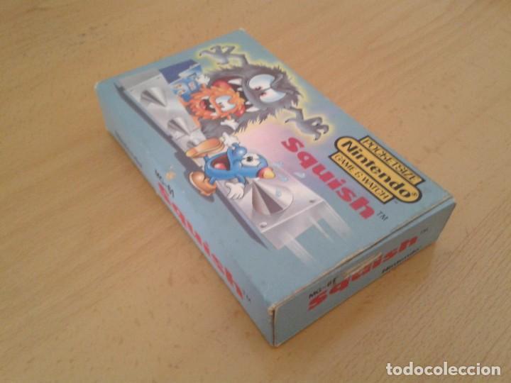Videojuegos y Consolas: NINTENDO GAME&WATCH MULTISCREEN SQUISH MG-61 CAJA COMPLETA BOX+FOAM VER!! R8253 - Foto 5 - 143380710