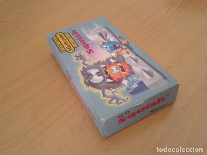Videojuegos y Consolas: NINTENDO GAME&WATCH MULTISCREEN SQUISH MG-61 CAJA COMPLETA BOX+FOAM VER!! R8253 - Foto 6 - 143380710