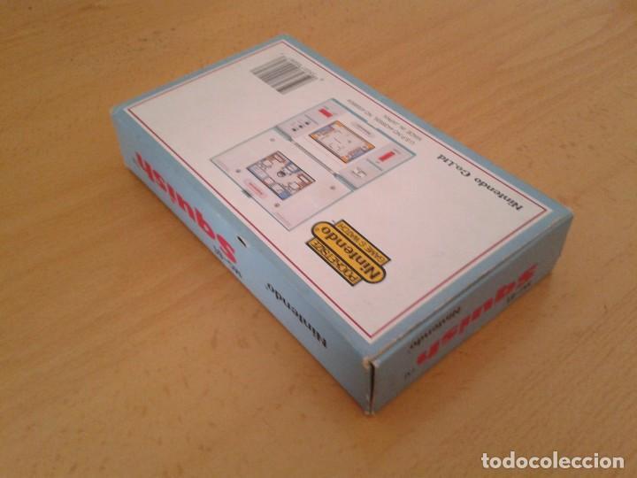 Videojuegos y Consolas: NINTENDO GAME&WATCH MULTISCREEN SQUISH MG-61 CAJA COMPLETA BOX+FOAM VER!! R8253 - Foto 7 - 143380710