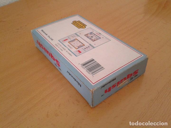 Videojuegos y Consolas: NINTENDO GAME&WATCH MULTISCREEN SQUISH MG-61 CAJA COMPLETA BOX+FOAM VER!! R8253 - Foto 8 - 143380710