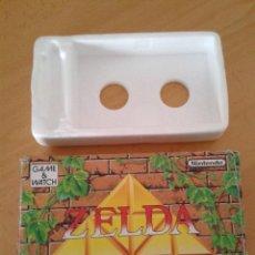 Videojuegos y Consolas: NINTENDO GAME&WATCH MULTISCREEN ZELDA ZL-65 CAJA COMPLETA BOX+FOAM VER!! R8258. Lote 143383838