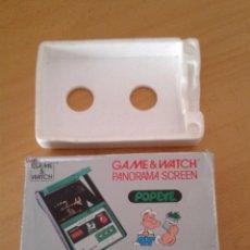 Videojuegos y Consolas: NINTENDO GAME&WATCH PANORAMA POPEYE PG-92 CAJA COMPLETA BOX&FOAM VER! R8260. Lote 143385090