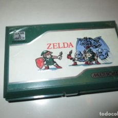 Videojuegos y Consolas: NINTENDO GAME & WATCH / GAME AND WATCH ~ ZELDA ~. Lote 143713406