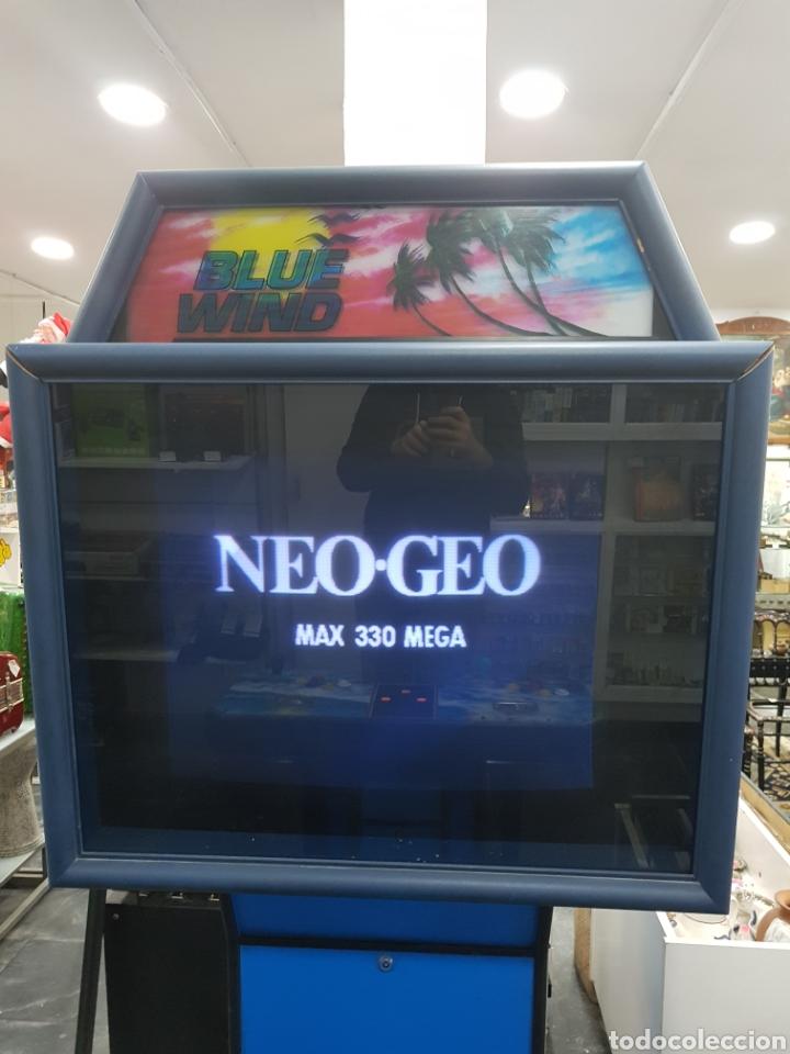 Videojuegos y Consolas: Máquina recreativa arcade retro vintage para dos jugadores - Foto 3 - 143727610