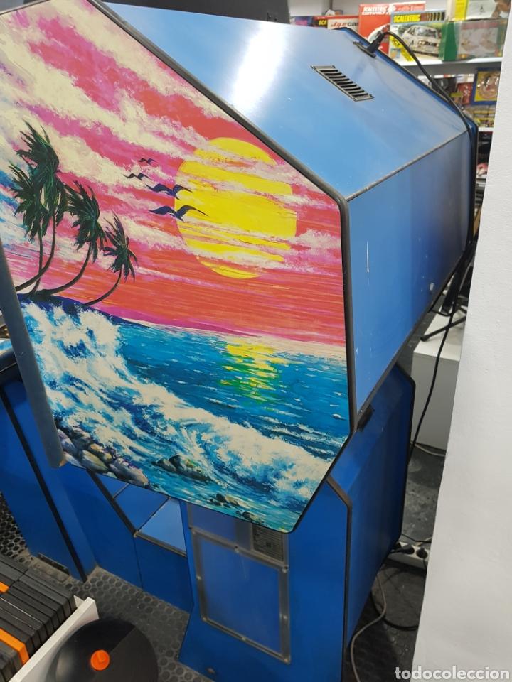 Videojuegos y Consolas: Máquina recreativa arcade retro vintage para dos jugadores - Foto 6 - 143727610