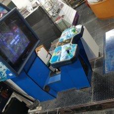 Videojuegos y Consolas: MÁQUINA RECREATIVA ARCADE RETRO VINTAGE PARA DOS JUGADORES. Lote 143727610