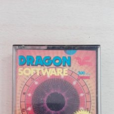 Videogiochi e Consoli: DRAGON SOFTWARE Nº 2-DRAGON CASSETTE-EDITORIAL GRUPO 21-AÑO 1985-DIFÍCIL.. Lote 143957958