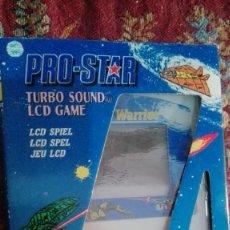 Videojuegos y Consolas: PRO-STAR TURBO SOUND LCD GAME RESTO TIENDA A ESTRENAR. Lote 144938642