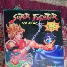 Videojuegos y Consolas: SUPER FIGHTER LCD GAME A ESTRENAR RESTO TIENDA. Lote 144939378