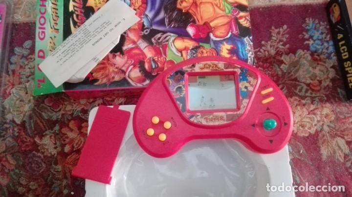 Videojuegos y Consolas: super fighter lcd game a estrenar resto tienda - Foto 4 - 144939378