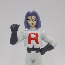 Videojuegos y Consolas: TEAM ROCKET JAMES POKEMON TOMY 1998. Lote 145258934