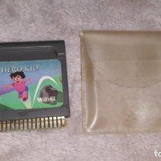 Videojuegos y Consolas: WATARA SUPERVISION : ANTIGUO JUEGO RETRO - HERO KID - AÑOS 80 / 90. Lote 145316294