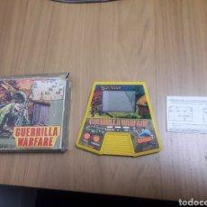 Videojuegos y Consolas: MAQUINITA CASIO GUERRILLA WARFARE. Lote 145370869