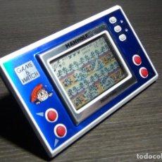Videojuegos y Consolas: GAME & WATCH - MANHOLE - NINTENDO - NH-103 VER VIDEO!!!!!. Lote 145846686
