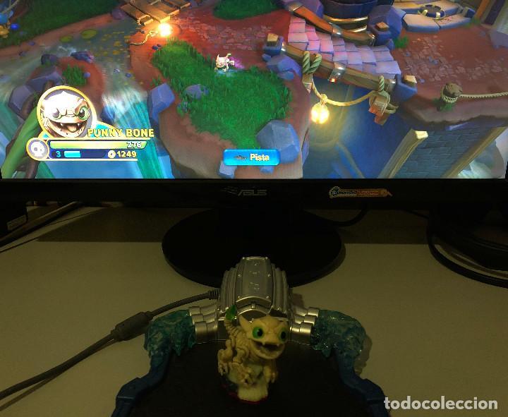 Videojuegos y Consolas: Funny Bone Skylanders Trap Team - Foto 4 - 146263254