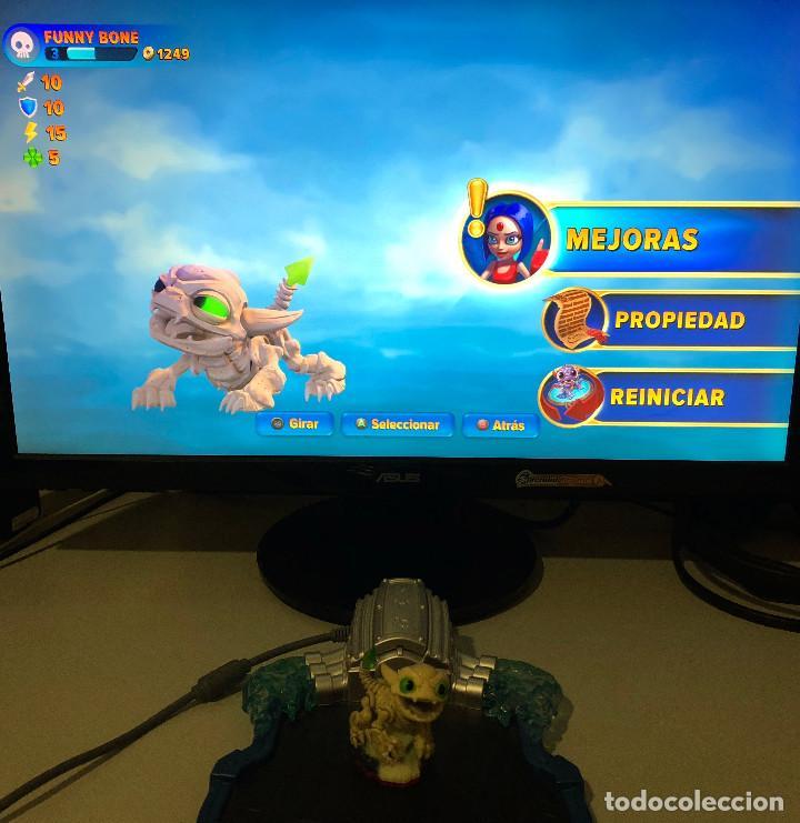Videojuegos y Consolas: Funny Bone Skylanders Trap Team - Foto 5 - 146263254