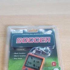 Videojuegos y Consolas: SOCCER- NINTENDO MINI CLASSICS GAME AND WATCH -NUEVO EN BLISTER - SIN ABRIR-. Lote 146729766