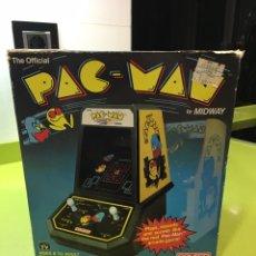 Videojuegos y Consolas: PACMAN DE COLECO TIPO GAME WATCH,NINTENDO,SEGA,BANDAI,CASIO,SEGA,EGB,SPECTRUM,RECREATIVAS. Lote 105859782