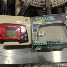 Videojuegos y Consolas: MAQUINITA LCD SHOOTING NUEVA EN SU CAJA. Lote 147463262