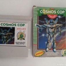 Videojuegos y Consolas: JUEGO ARCADE COSMOS COP, GLUK VIDEO, AÑOS 90. Lote 147717365