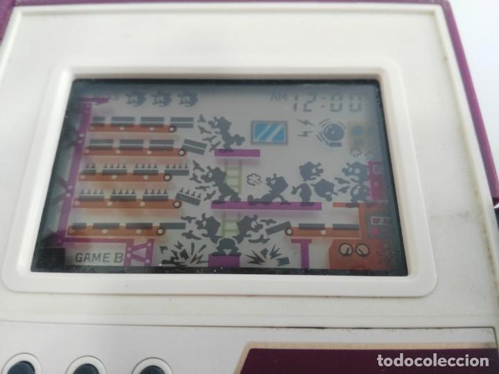 Videojuegos y Consolas: ANTIGUA MAQUINITA GAME WATCH DE NINTENDO MARIO BROS - Foto 10 - 148006062