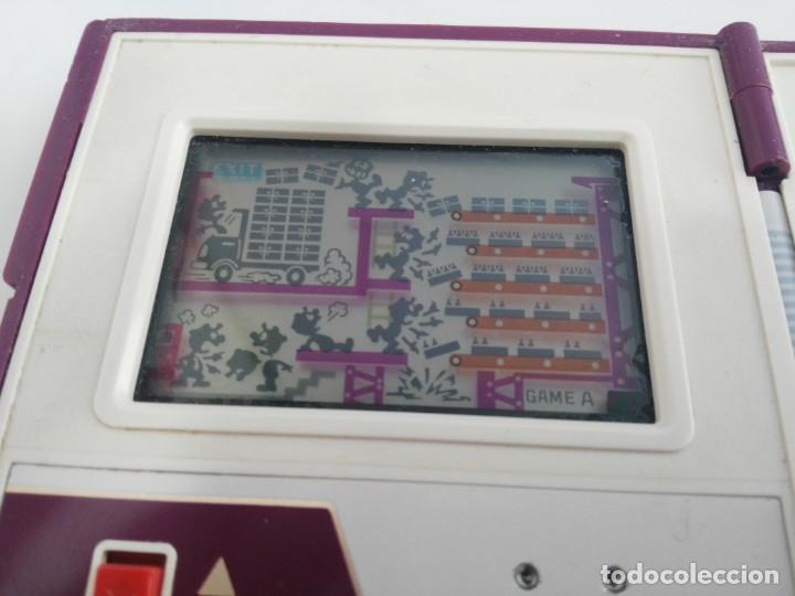 Videojuegos y Consolas: ANTIGUA MAQUINITA GAME WATCH DE NINTENDO MARIO BROS - Foto 11 - 148006062