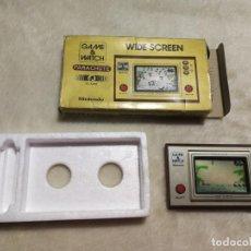 Videojuegos y Consolas: NINTENDO GAME WATCH PARACHUTE EN CAJA. Lote 148085806