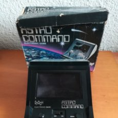 Videojuegos y Consolas - Epoch's Astro Command Electronic Game Joystick control! - maquinita año 1982 Made in Japan - 148785768
