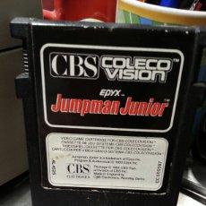 Videojuegos y Consolas: JUEGO COLECO VISION JUMPMAN JUNIOR. Lote 149149936