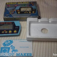 Videospiele und Konsolen - CONSOLA BOLSILLO ROBOT MAKER (TAKATOKU TOYS) JAPAN AÑO 1982 - 149364594