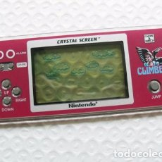 Videospiele und Konsolen - GAME AND WATCH. CRYSTAL SCREEN CLIMBER DR-802. NUEVA!!! - 149505970