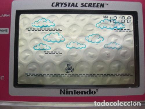 Videojuegos y Consolas: GAME AND WATCH. CRYSTAL SCREEN CLIMBER DR-802. NUEVA!!! - Foto 3 - 149505970