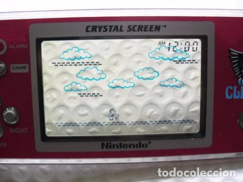 Videojuegos y Consolas: GAME AND WATCH. CRYSTAL SCREEN CLIMBER DR-802. NUEVA!!! - Foto 4 - 149505970