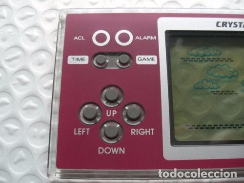 Videojuegos y Consolas: GAME AND WATCH. CRYSTAL SCREEN CLIMBER DR-802. NUEVA!!! - Foto 5 - 149505970