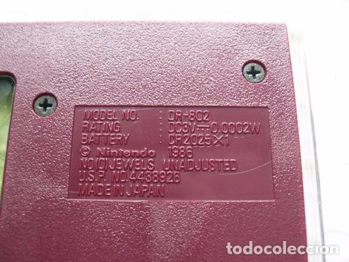 Videojuegos y Consolas: GAME AND WATCH. CRYSTAL SCREEN CLIMBER DR-802. NUEVA!!! - Foto 6 - 149505970